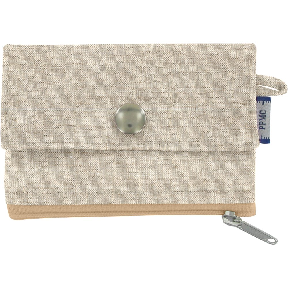 zipper pouch card purse