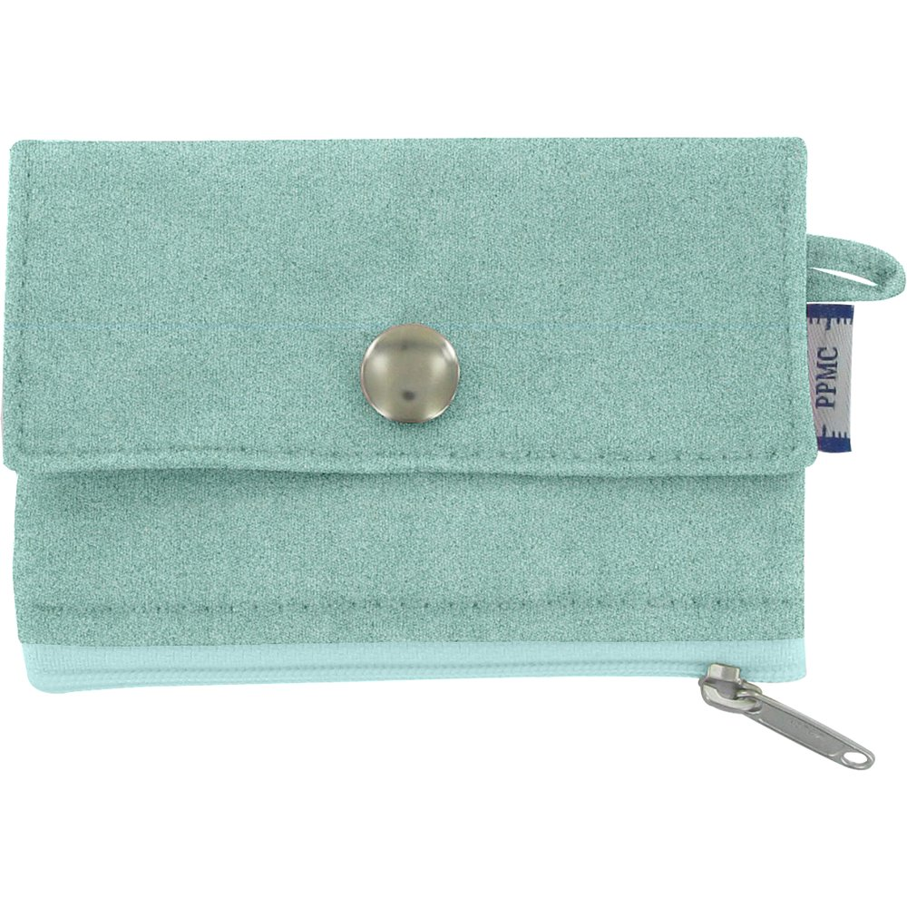 mini pochette porte monnaie su dine bleu nordique ppmc. Black Bedroom Furniture Sets. Home Design Ideas