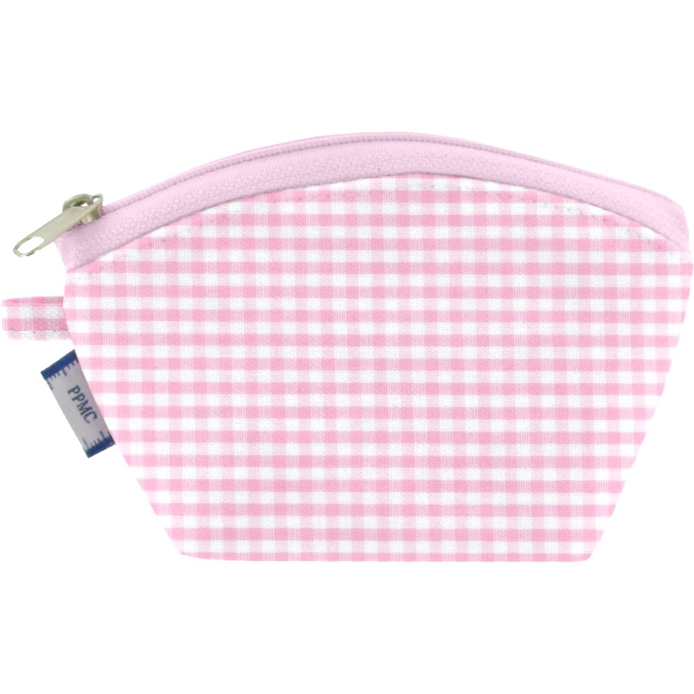 Coin Purse pink gingham