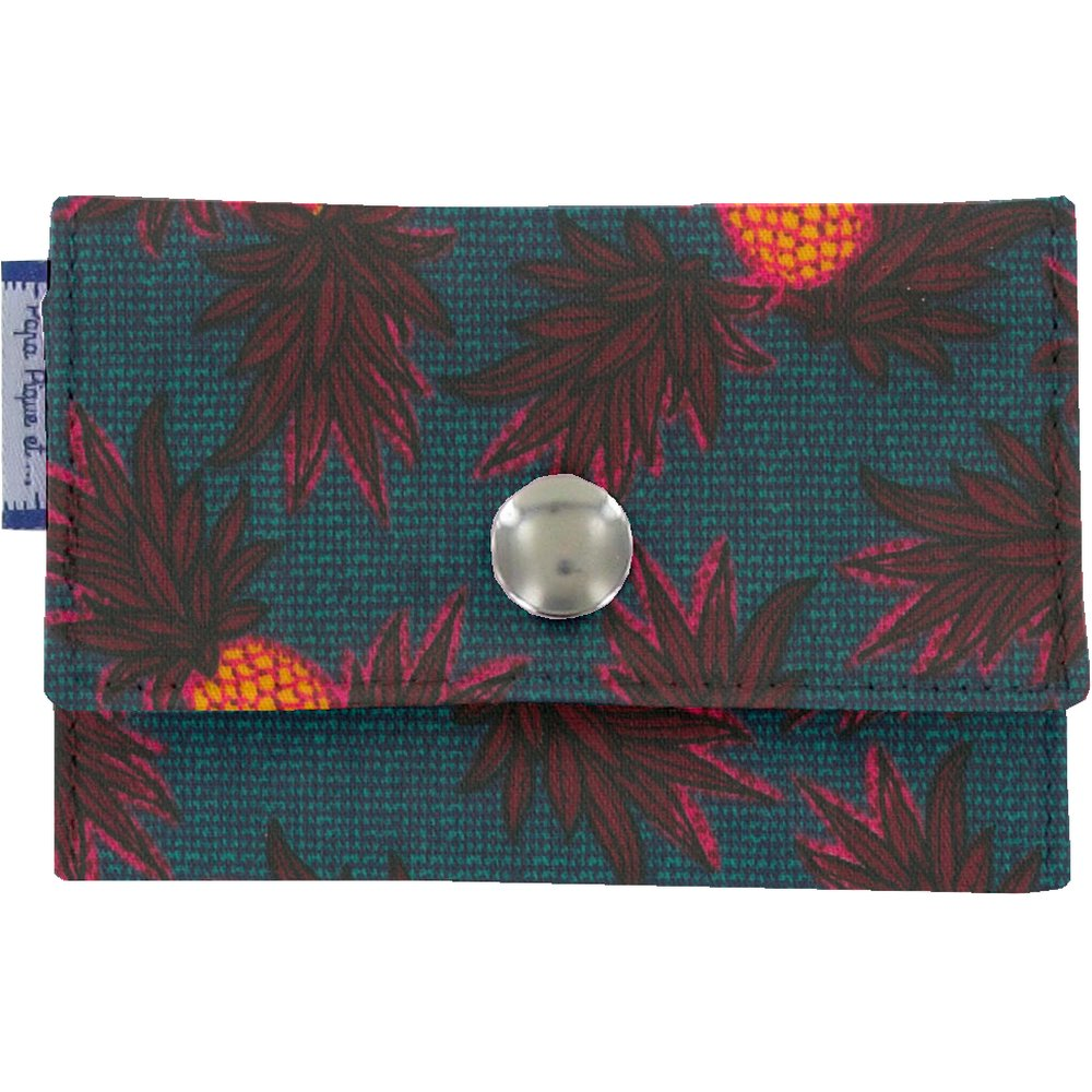 Porte multi-cartes  ananas party