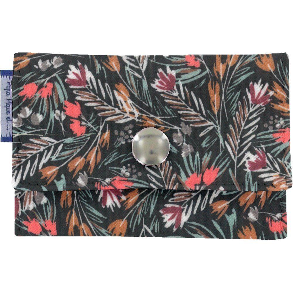 caja de tarjeta de banco hierbas