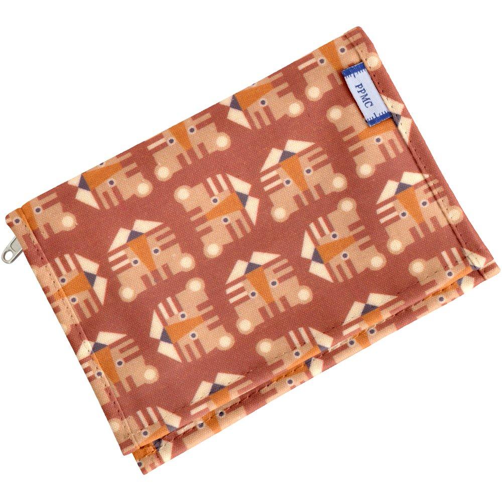 Compact wallet géotigre