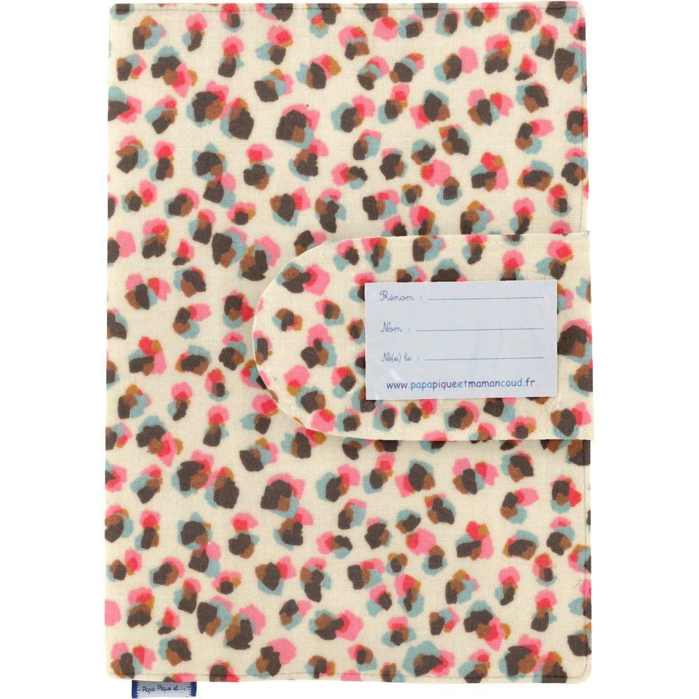 Health book cover confetti aqua