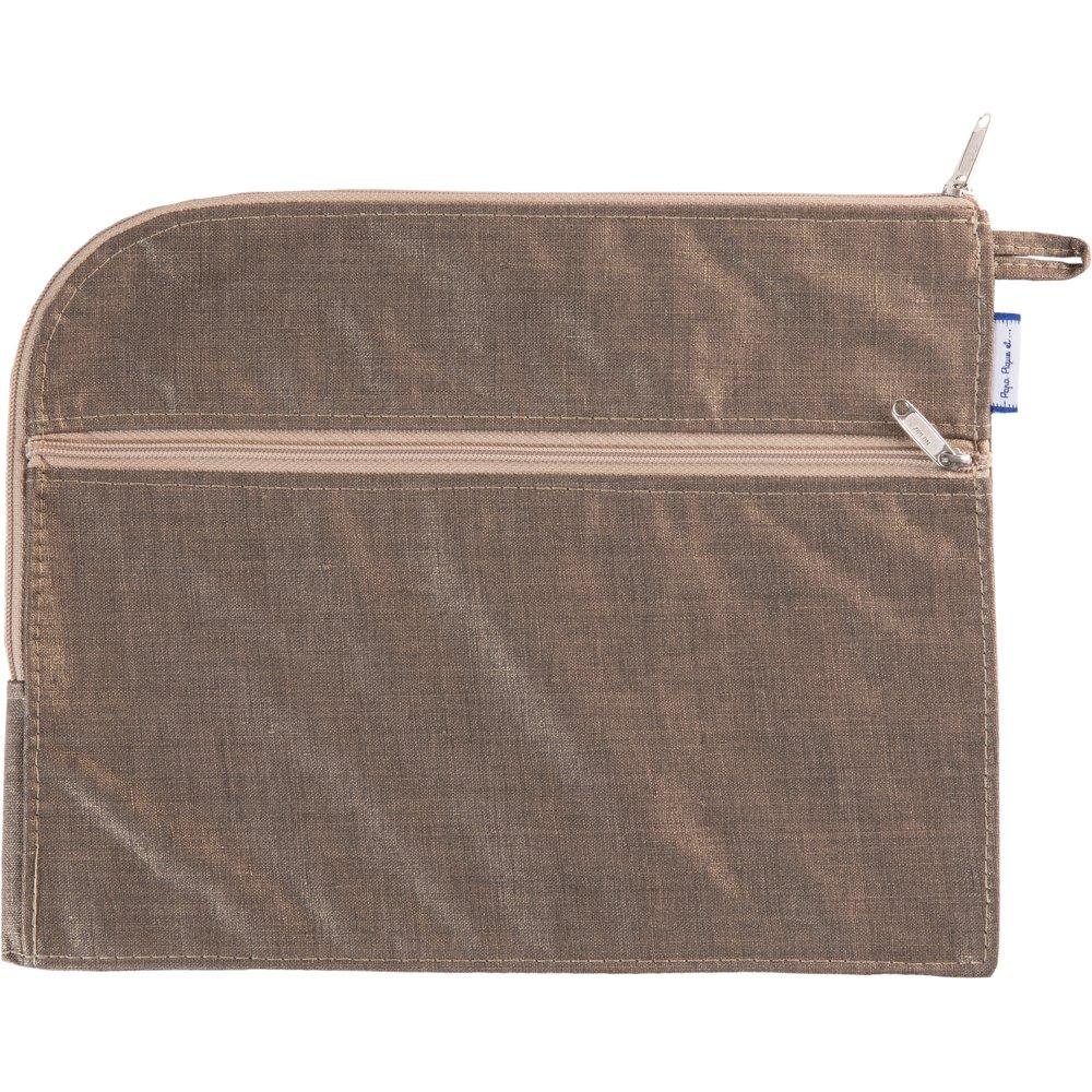 Document Holder A5 copper linen