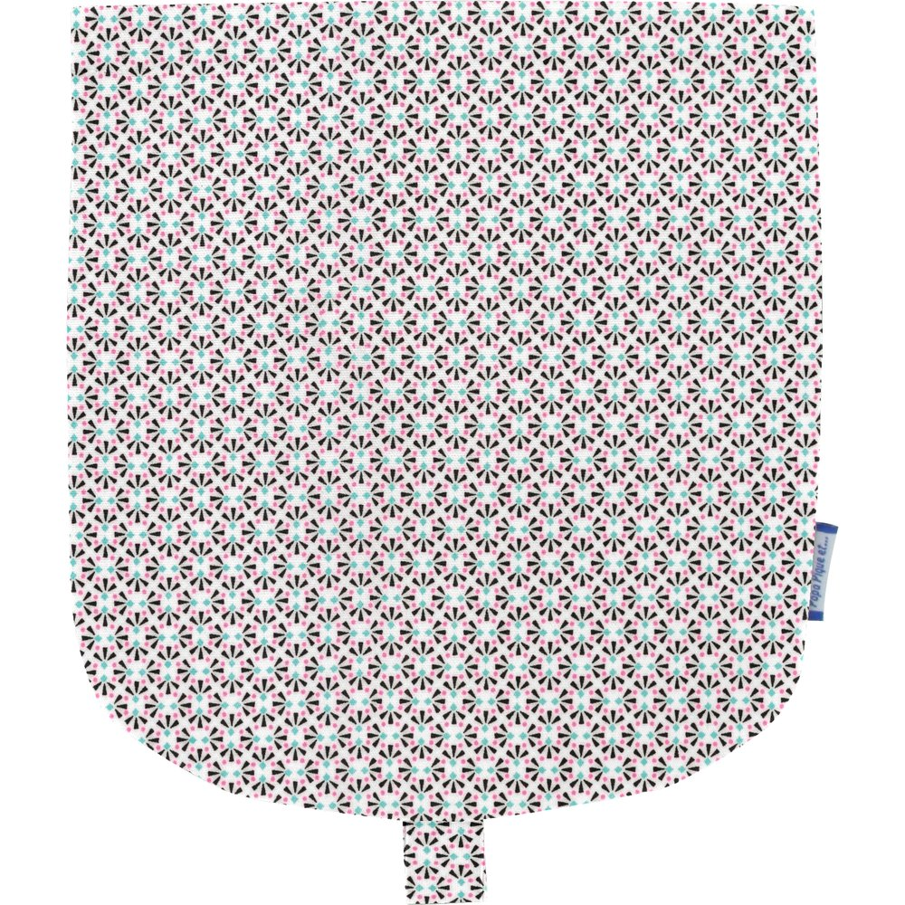Tapa de mini bolso cruzado astillas fosforescente