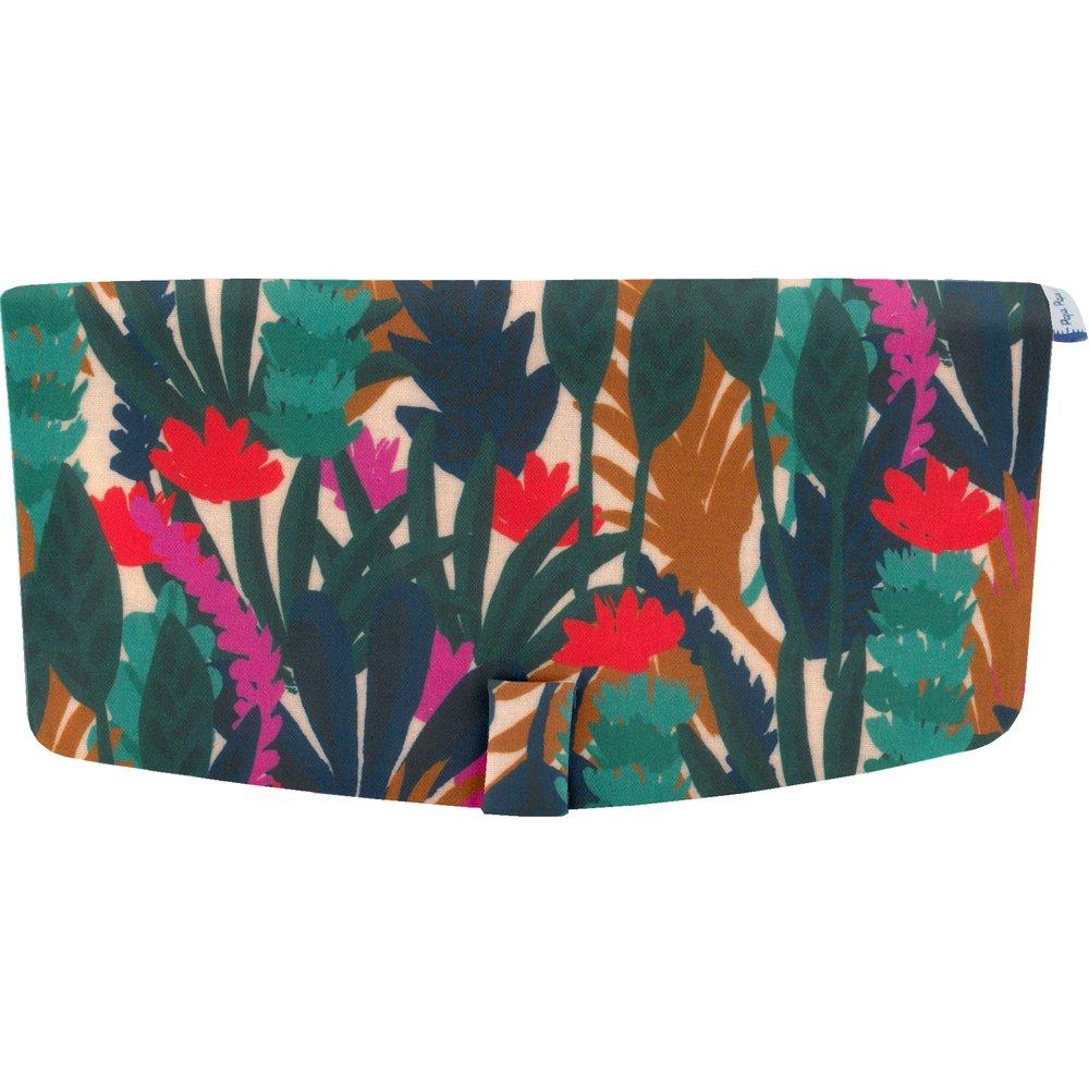 Flap of shoulder bag canopée