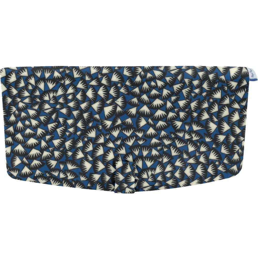 Tapa de bolso cruzado piezas azul noche