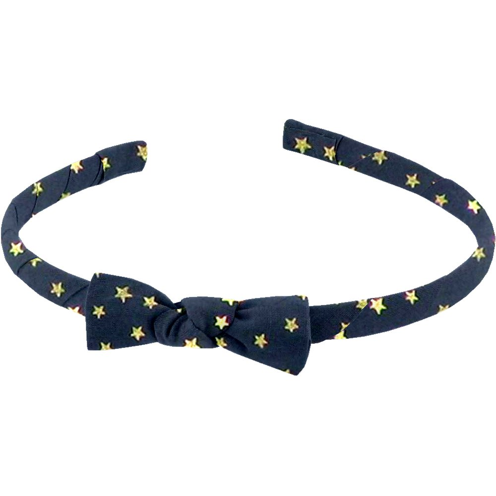 Thin headband etoile or marine