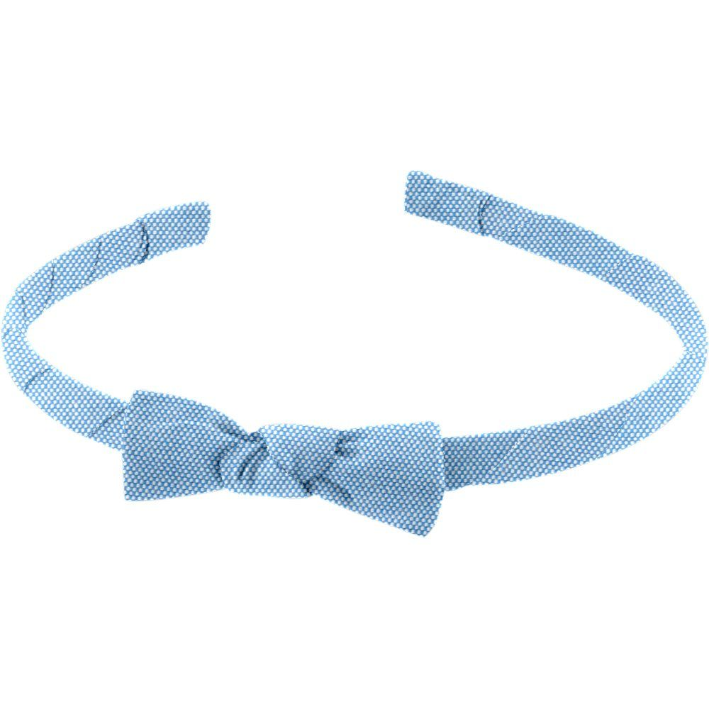 Thin headband oxford blue