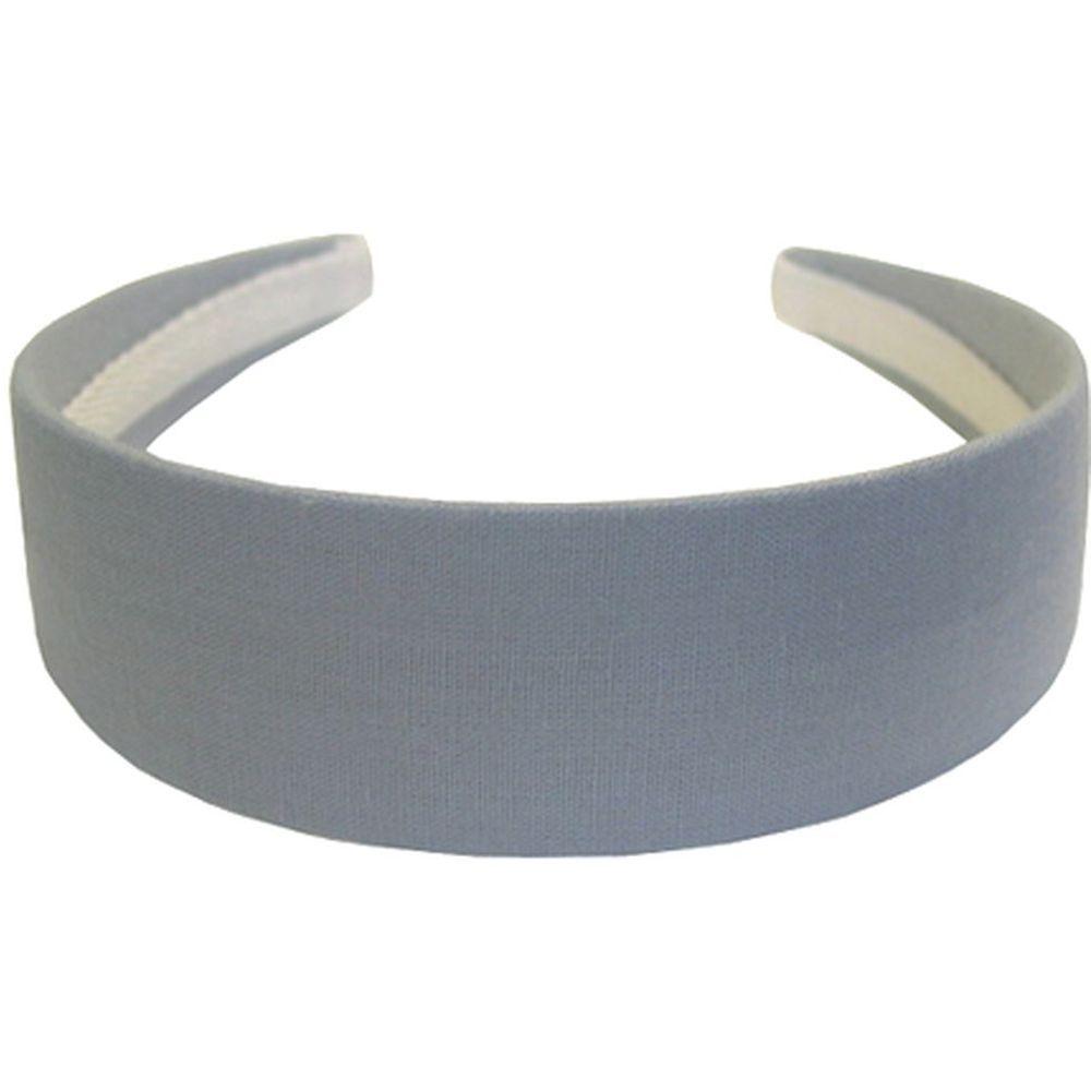 Serre-tête large gris - PPMC fe204fc9ddc