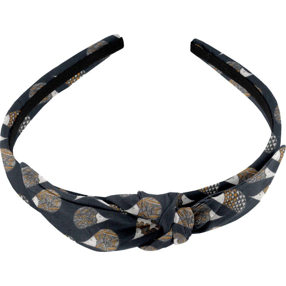 bow headband  hedgehog