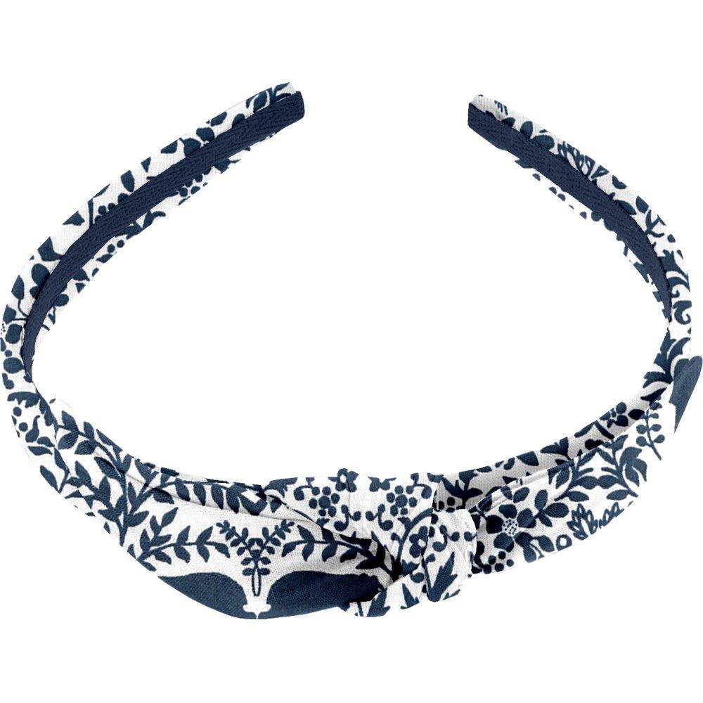 Serre-tête noeud scandinave marine