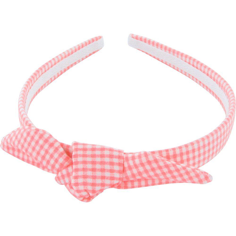 bow headband vichy peps