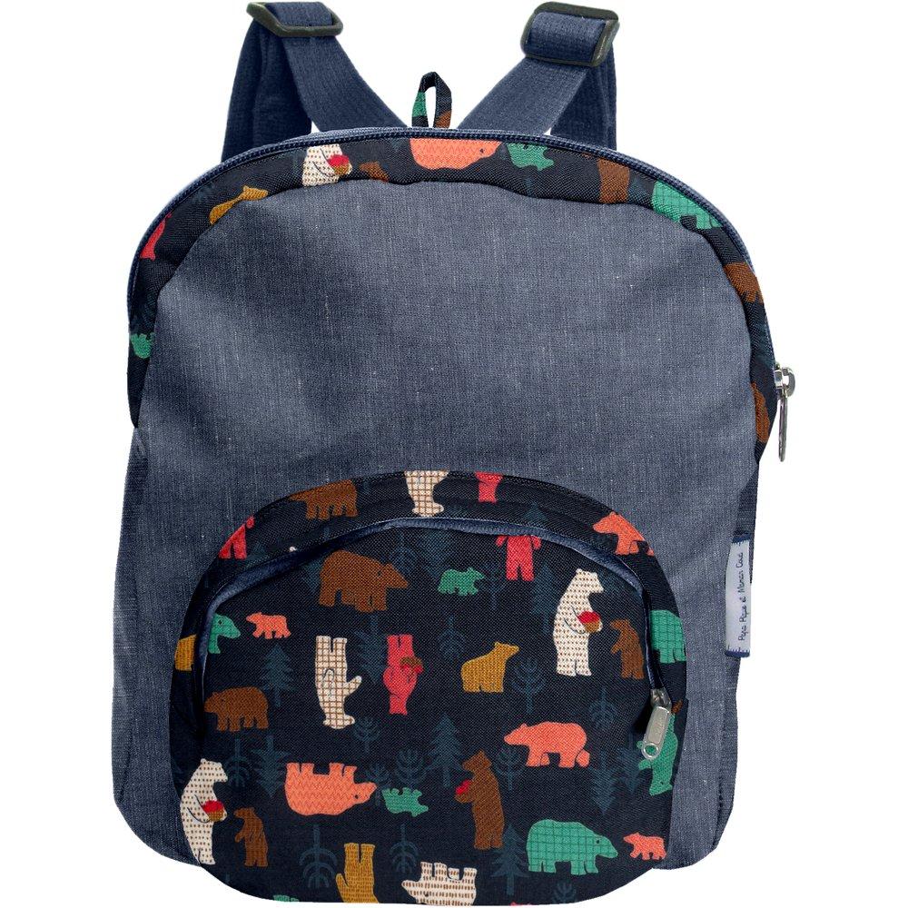 Children rucksack grizzly