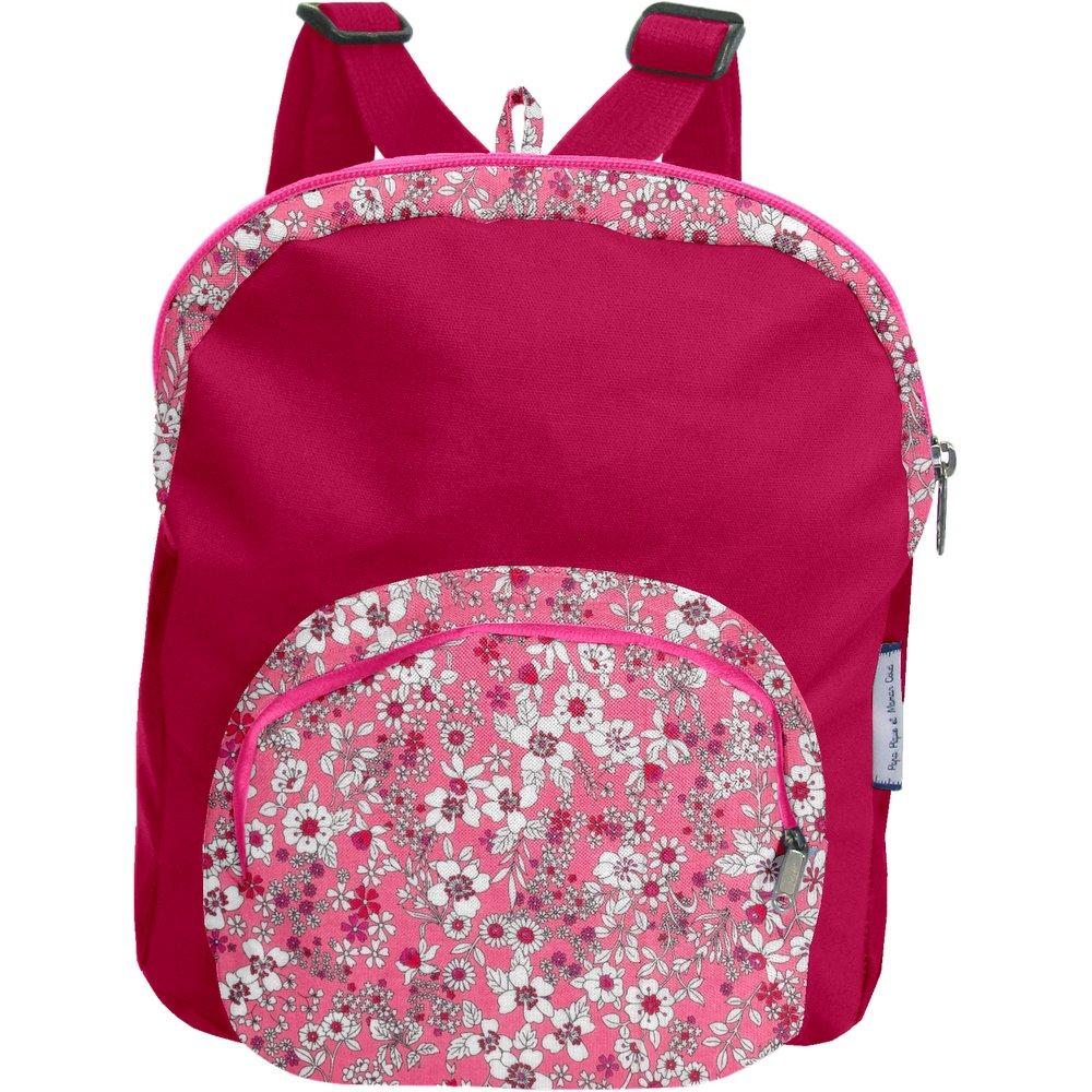 Petit sac à dos  violette rose