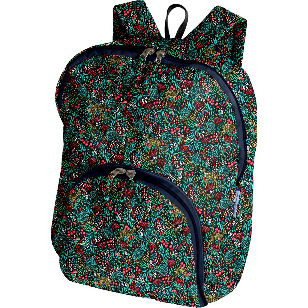 Foldable rucksack  deer