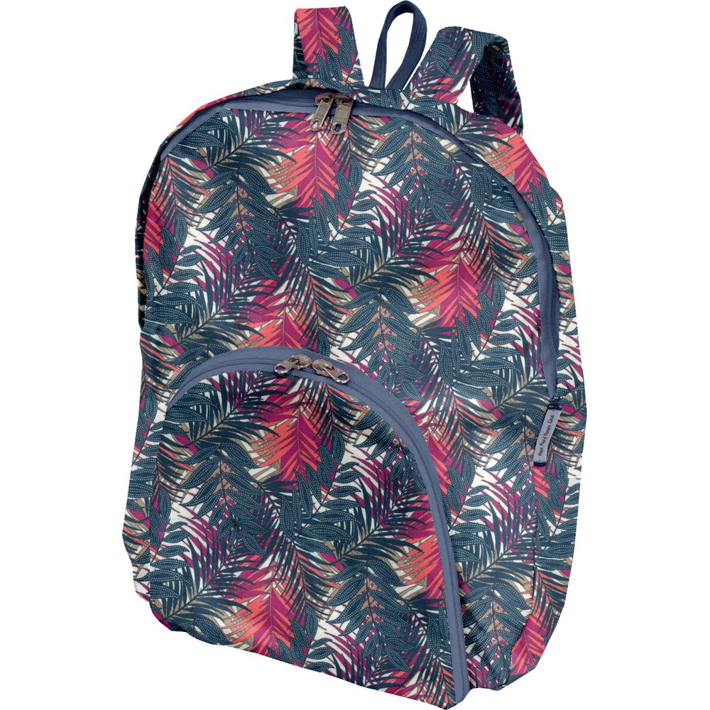 Sac à dos pliable tropical fire