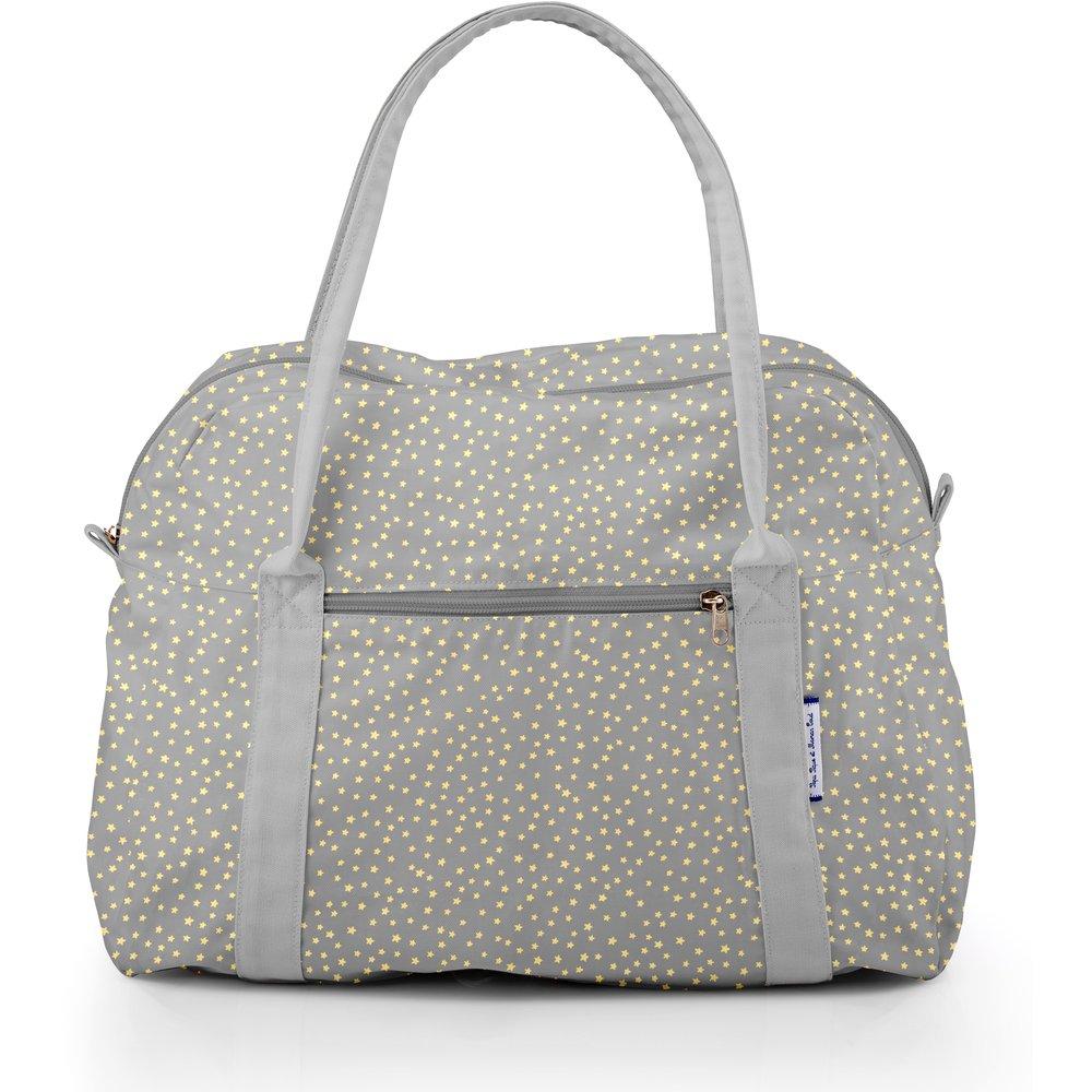 Bolsa etoile or gris