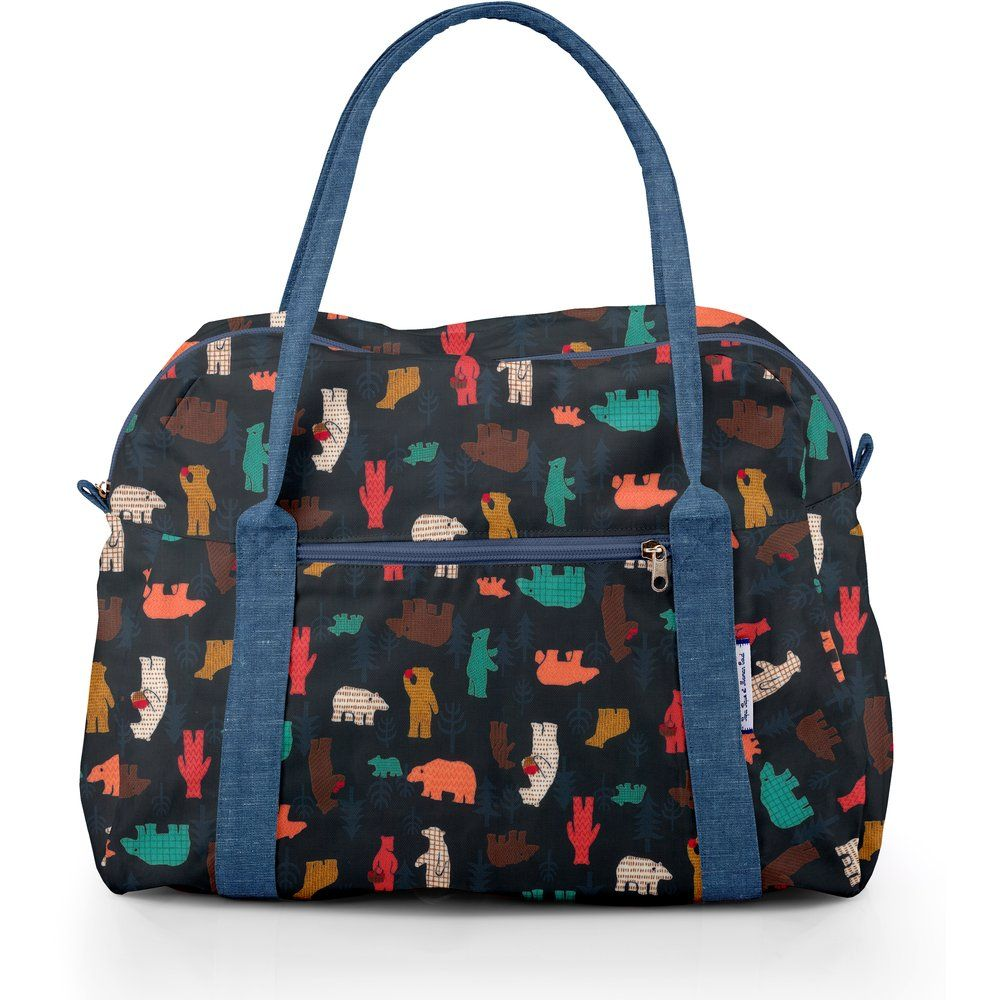 Bowling bag  grizzly