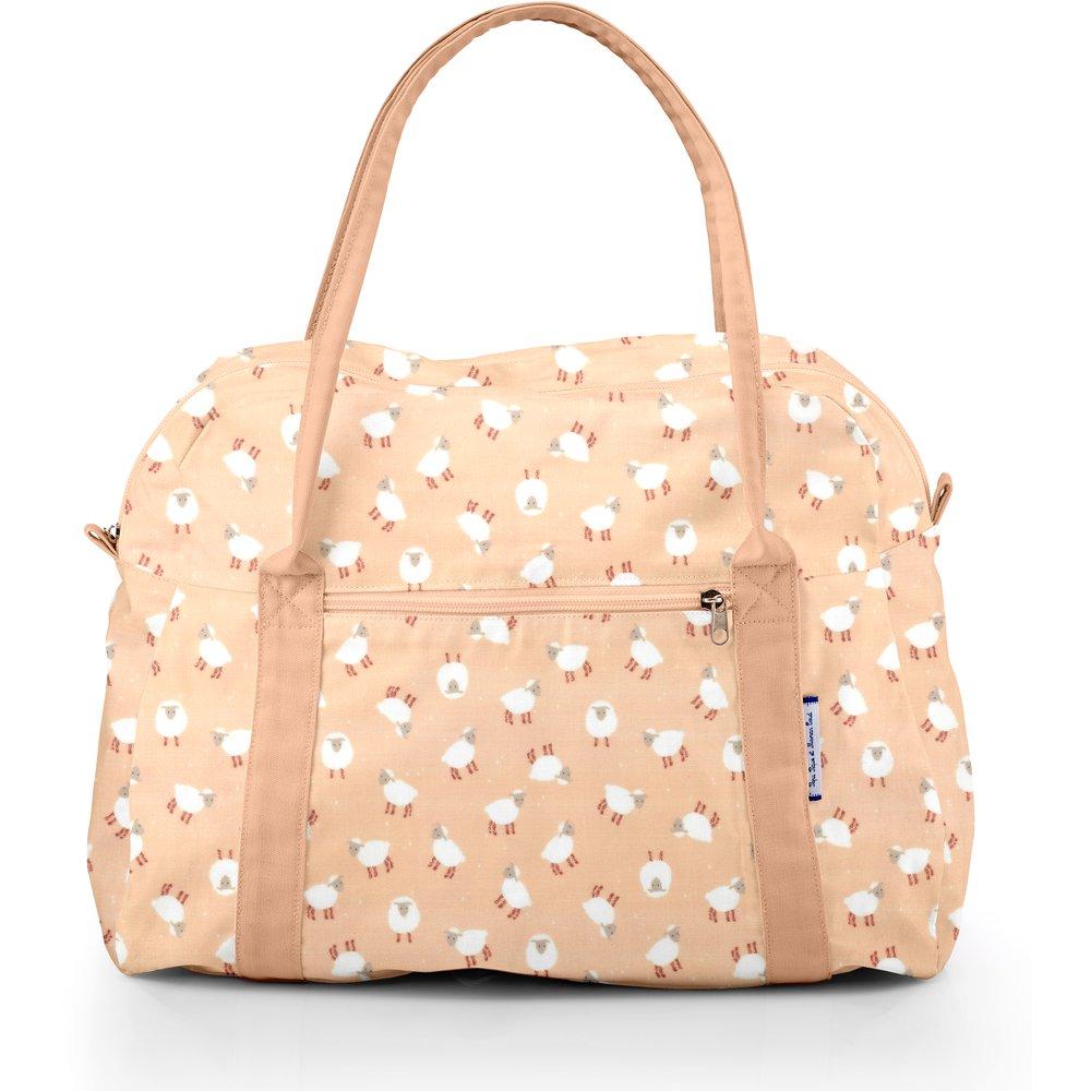 Bowling bag  pink sheep
