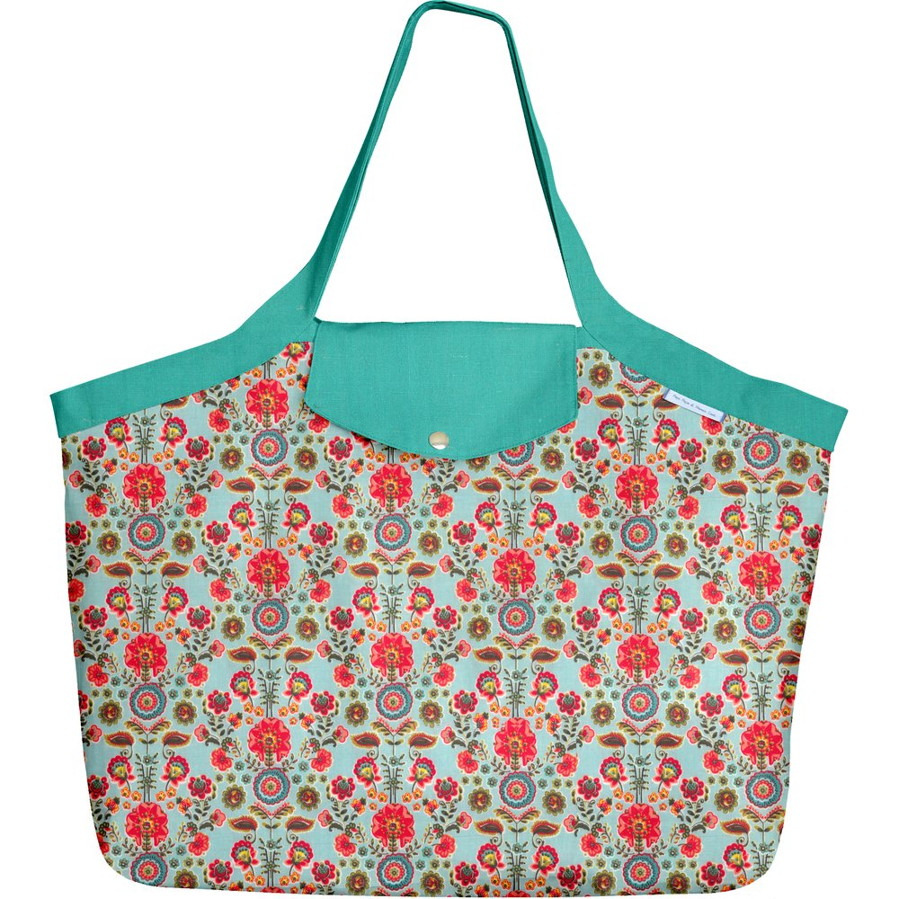 Tote bag with a zip  corolla