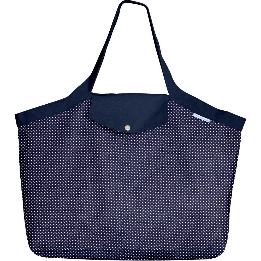 Grand sac cabas etoile marine or