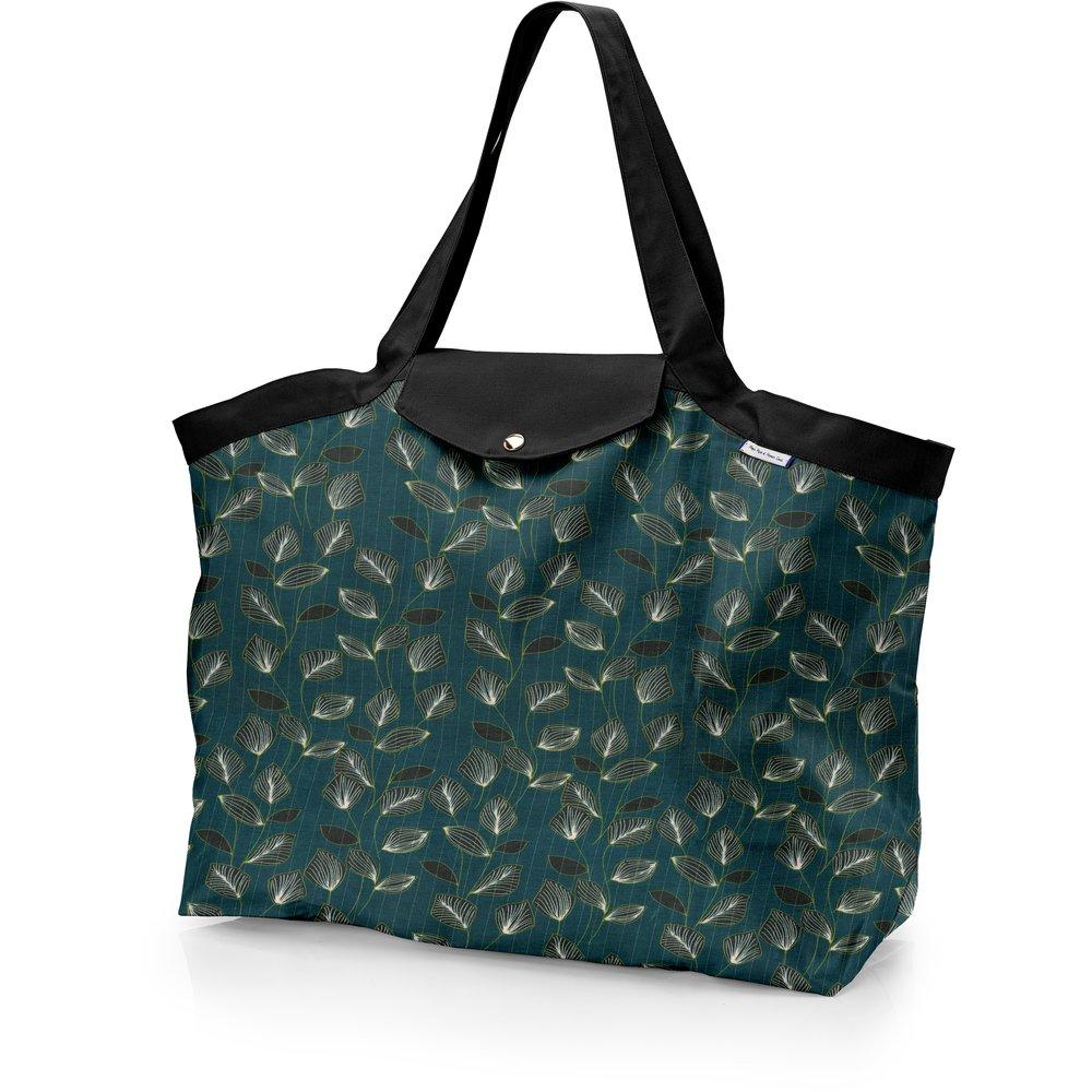 d58d629382 Grand sac cabas en tissu végétalis - PPMC