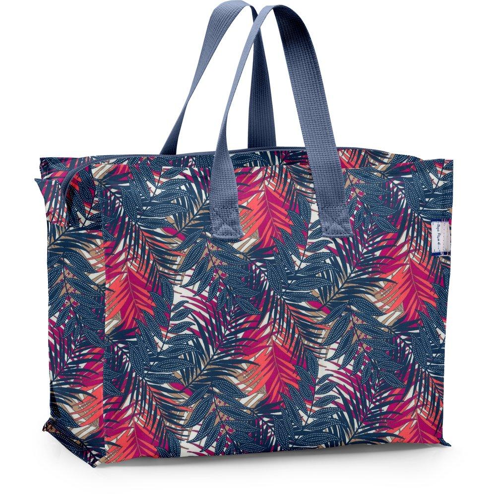 Storage bag tropical fire