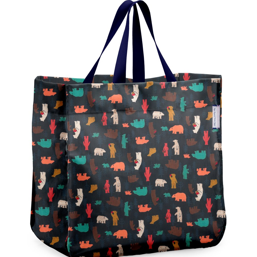 Shopping bag grizzly