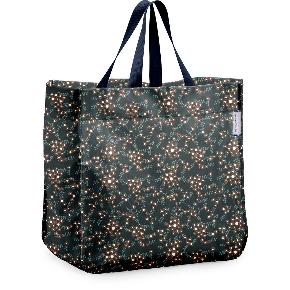 Sac cabas shopping lucioles