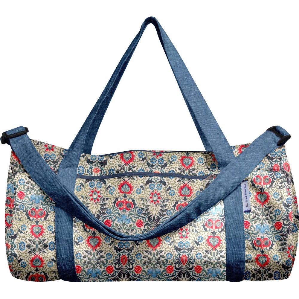 Duffle bag azulejos