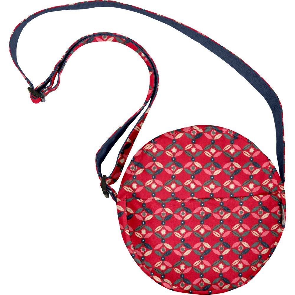 Round bag paprika petal