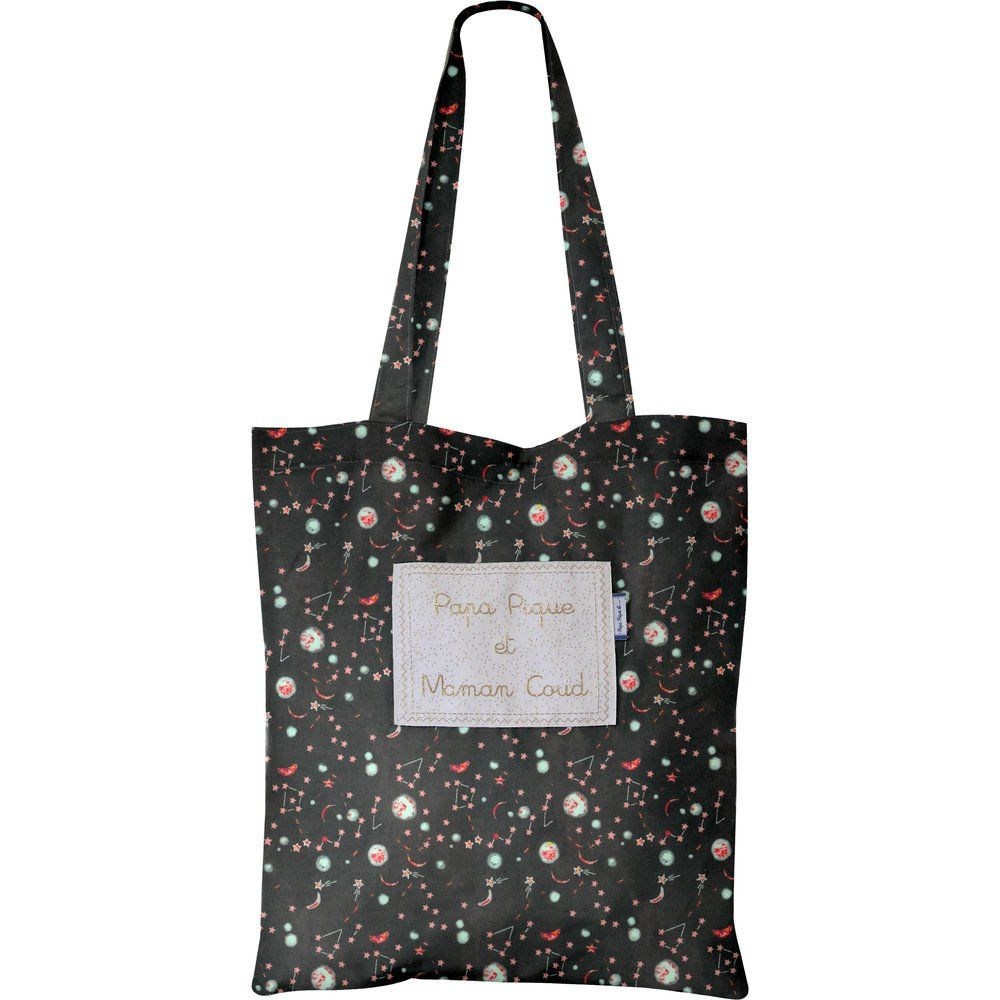 Tote bag constellations