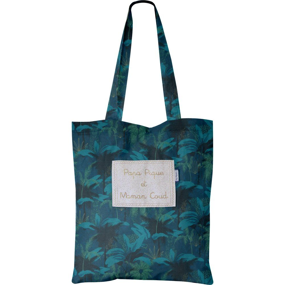Tote bag wild winter