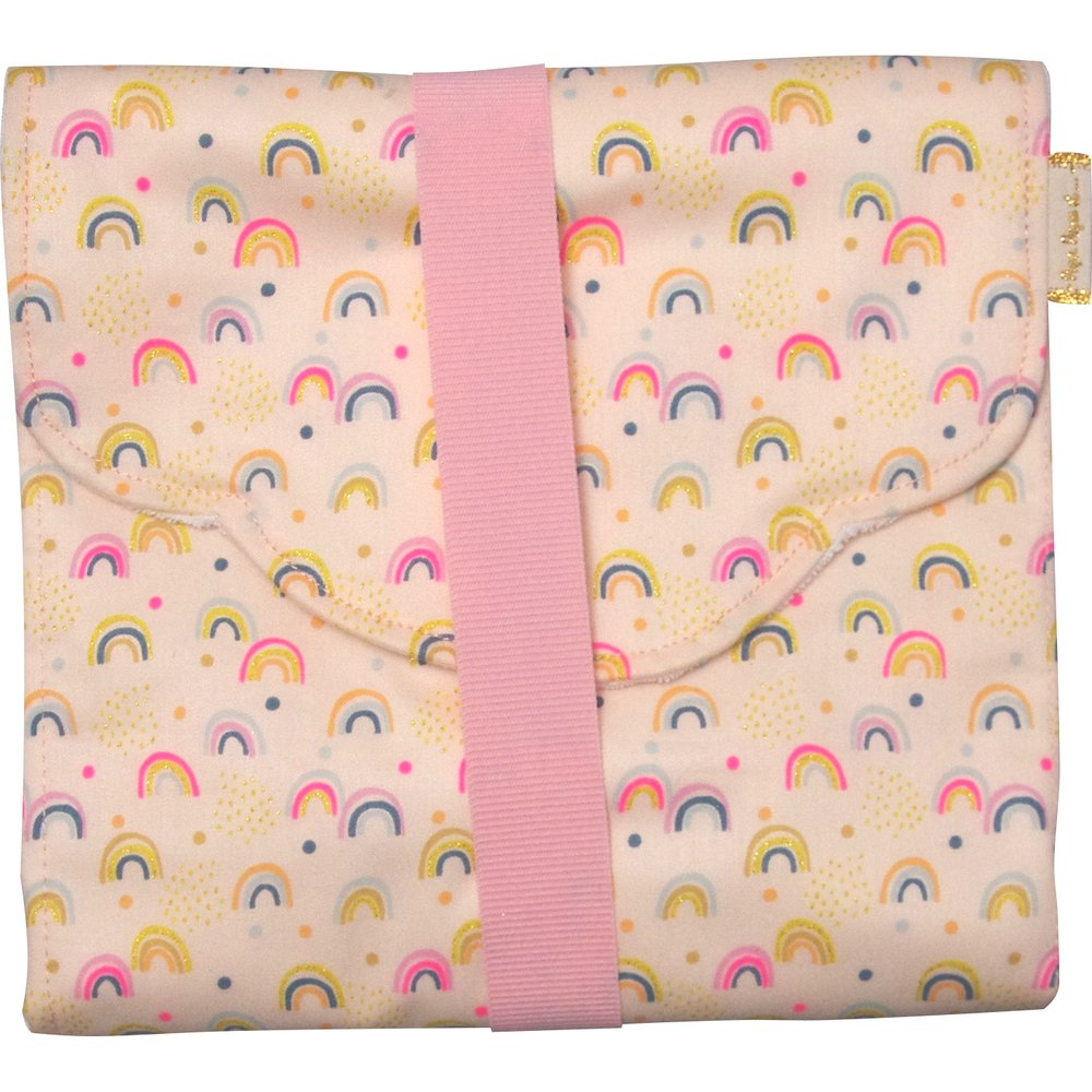 Changing pad rainbow
