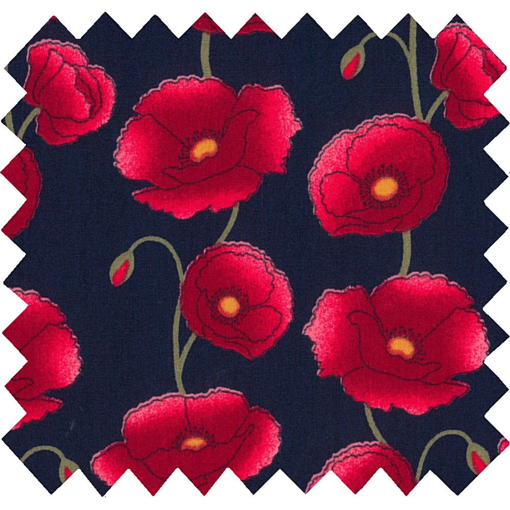 Cotton fabric extra 638