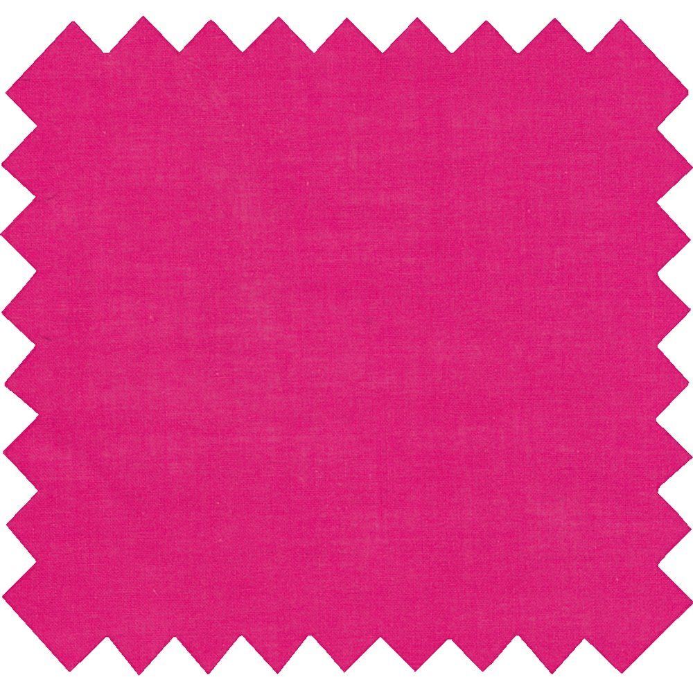 Cotton fabric fuschia