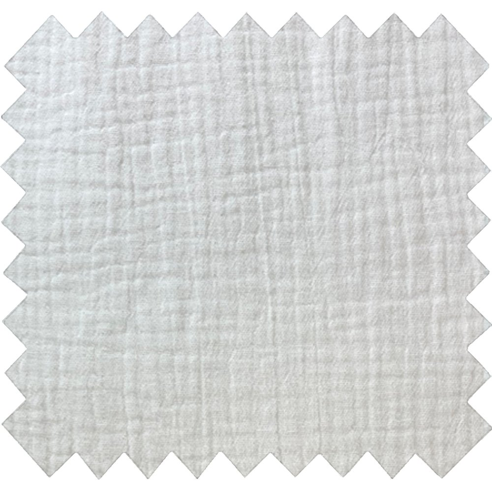 Cotton fabric cream gauze