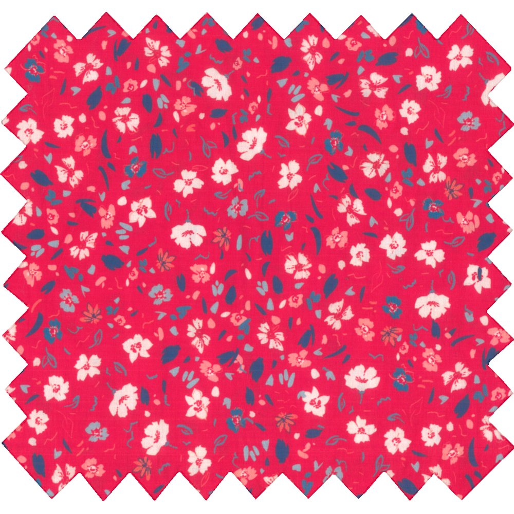 Cotton fabric hanami