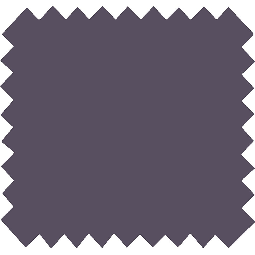 Tissu coton prune