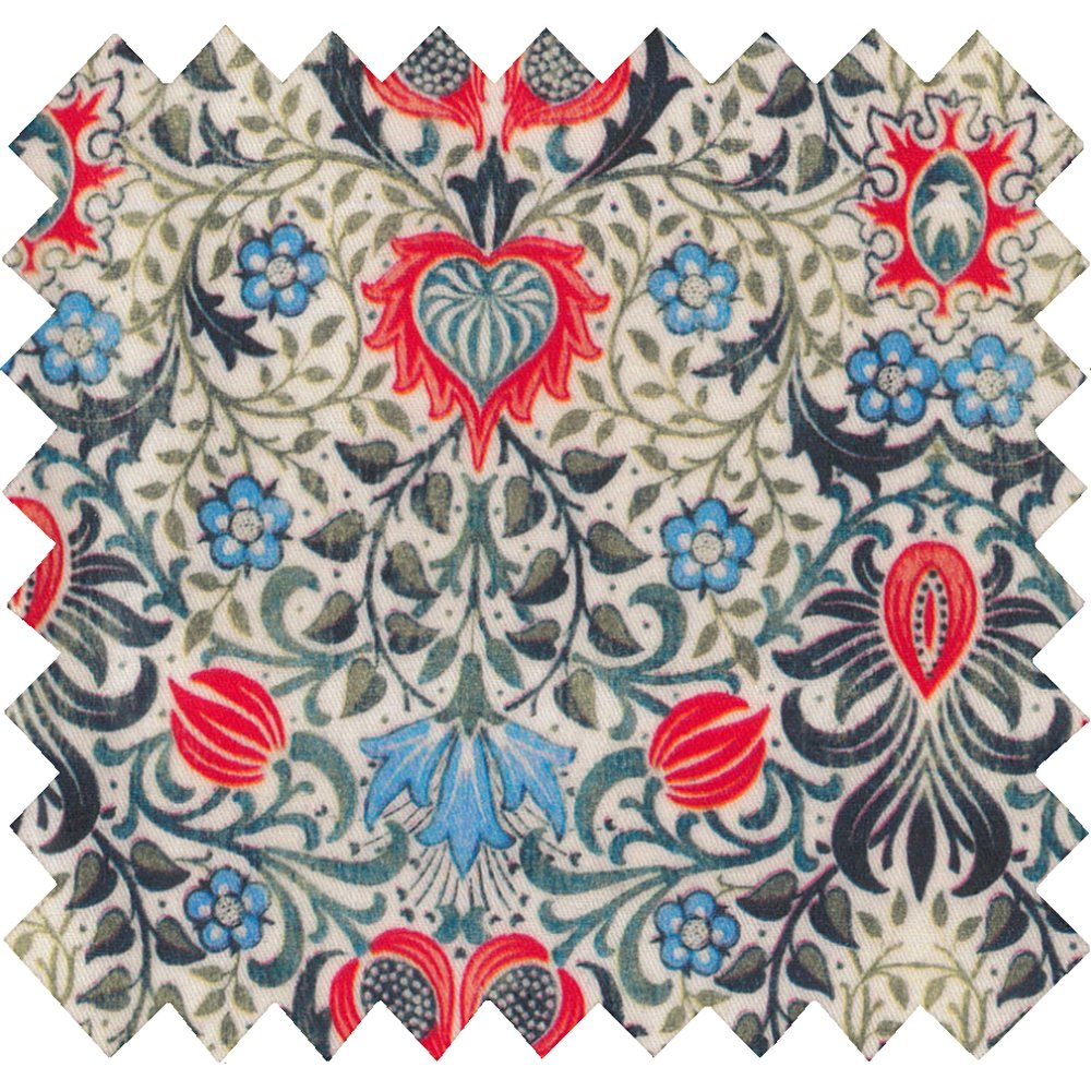 Tissu enduit azulejos