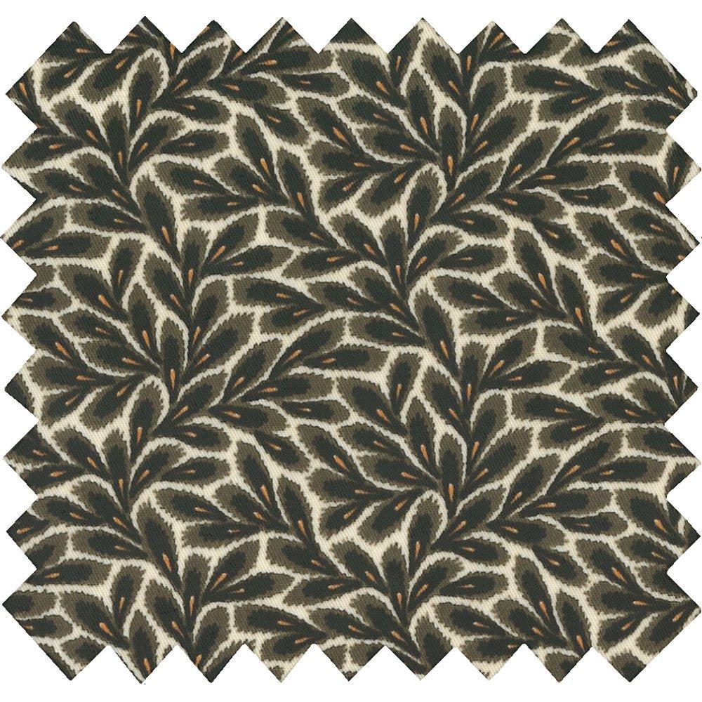 Coated fabric foliage