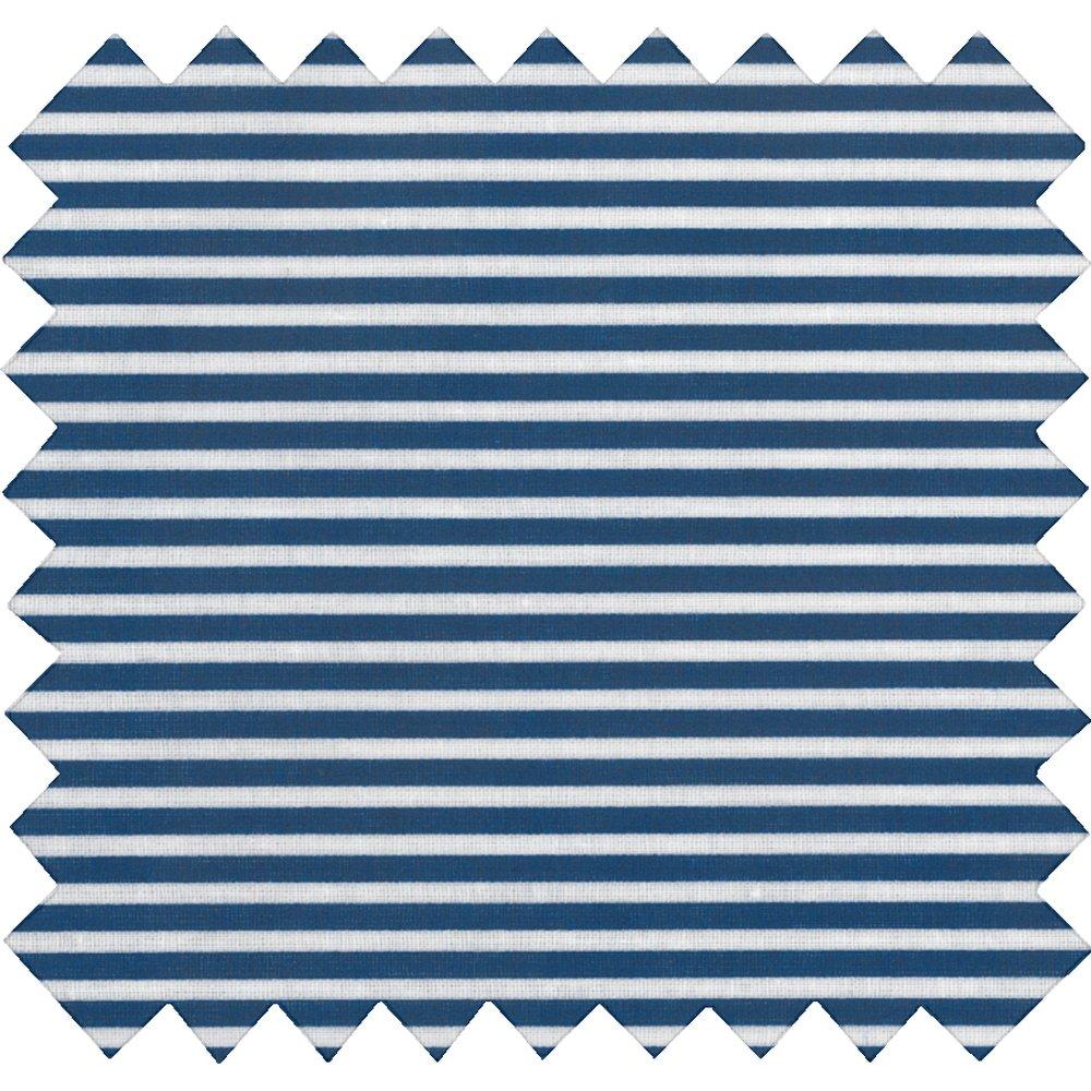 Coated fabric ligne blanc marine ex1001