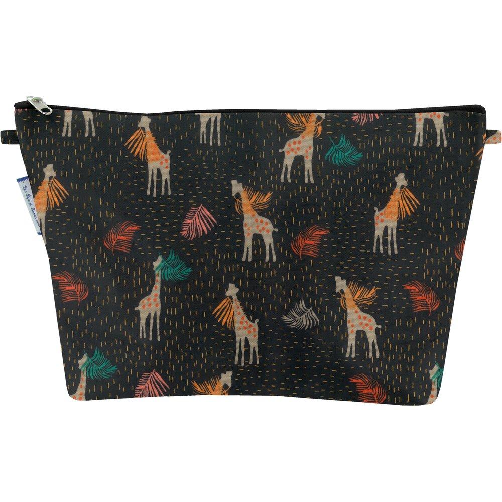 Trousse de toilette palma girafe
