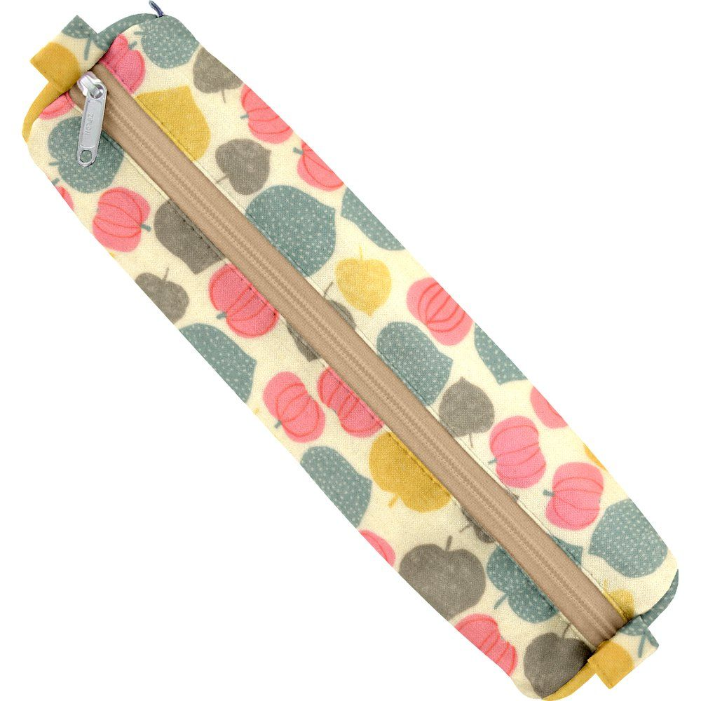 Round pencil case summer sweetness