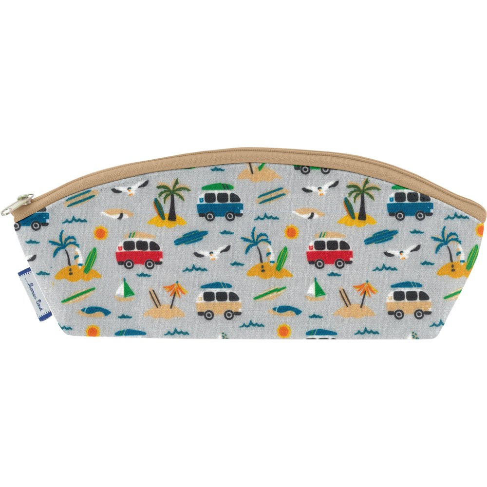 Pencil case surfing paradise