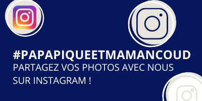 Instagram Papa Pique et Maman Coud