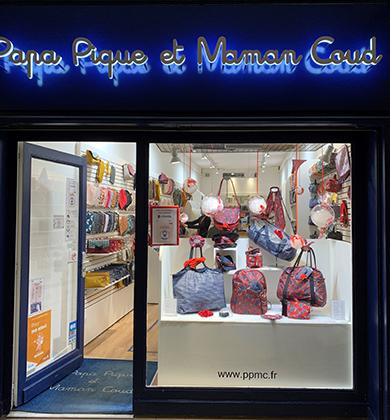 Boutique Papa Pique et Maman Coud La Rochelle
