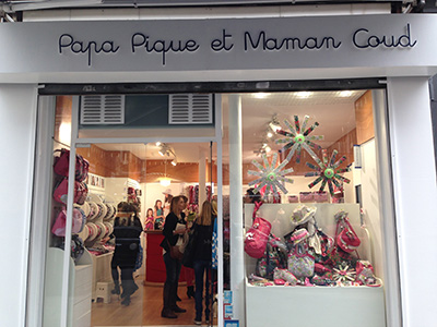 Boutique PPMC Paris
