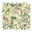 Tissus fleuris